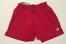 New Balance Men's Red Running Shorts Sz. Large NEW BB011