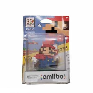 2015 Nintendo Amiibo Mario 30th Anniversary  Figure Wii U Nintendo 3DS (New)