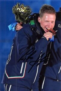 Lukas Hofer - ITA - Olympia 2018 - Biathlon - BRONZE - Foto sig. (3)
