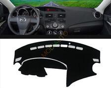 For MAZDA 3 M3 2010 - 2013 Inner Dashboard Dash Mat DashMat Sun Cover Pad