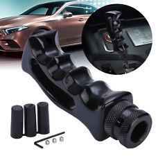 1x Universal Black Pistol Grip Handle Manual Gear Stick Shift Knob Shifter Lever