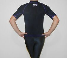 BODY GLOVE Wetsuits RASH GAURD SS Spandex SHIRT Sz M