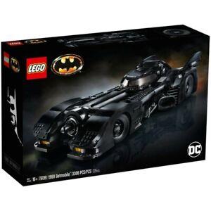 LEGO Super Heroes 1989 Batmobile - 76139