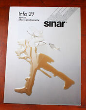 SINAR INFO 32 (SPECIAL EFFECTS PHOTOGRAPHY) FOLD-OUT, 1987/206509