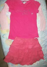 Girls Outfit Gymboree Skirt & Knit Works Top 5T