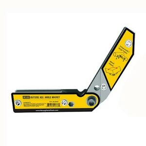 Strong Hand Tools, Adjustable Magnet 30-270° for Welding, Fabrication MLA600