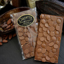 Karamell Knopf bar Crofts Schokolade - so Scrummy