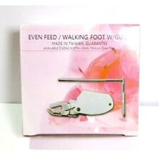 OEM Quality Open Toe Even Feed Walking Foot with Quilting Guide  200339007