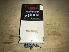 Allen-Bradley, Power Flex-40, #22B-B8P0N104, SER-A, 2hp, With Warranty