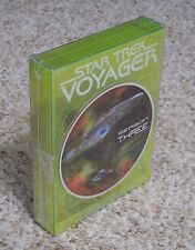 NEW Star Trek: Voyager - The Complete Third Season (7-DVD Set, 2004) 3 - Sealed