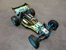 Penguin For TLR Team Losi Xxx Body And Double Wing Lexan 2wd New