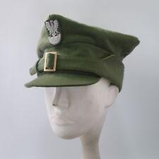 ww2 poland army quadrangle hat