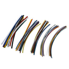 55pcs 2:1 gaine thermoretractable Gaine thermo 11 couleurs 5 tailles 1mm-5m I2S6