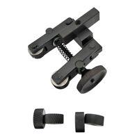 Lightweight Knurling Knurler Holder Linear Tool Lathe Adjustable Shank S8D3