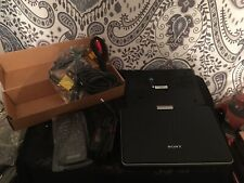 "Sony DVP-FX810 Portable DVD Player (8"") With Accessories Complete"