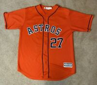 Majestic Houston Astros José Altuve Baseball Jersey - Orange Mens XL