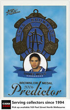 2006 AFL Supreme Brownlow Medal Predictor Card BP15 Daniel Wells (Kangaroos)