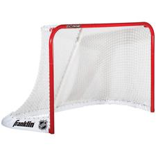 Franklin Sports Hockey Goal — Nhl Steel Cage Ice/Street Hockey Nets 72 x 48 Inch