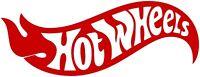 "Hot Wheels Logo Flame Die Cut Decal Vinyl Sticker - Super Treasure Hunt 8"" Wide"