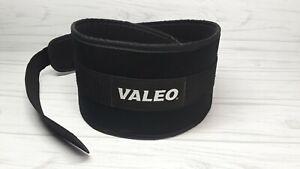 "Valeo 6"" Performance Low Profile Weight Lifting Belt 3XL EUC"