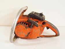 HOMELITE TEXTRON 10080C CHAINSAW BODY Vintage Chain Saw Red Motor Engine PARTS