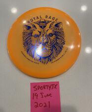Discmania Royal Rage Glow C-Line FD2 Leo Signature Series 170g New