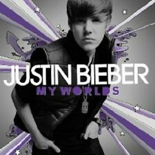 "Justin Bieber ""My Worlds"" CD NUOVO"