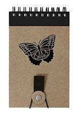 Wellspring Gifts Spiral Notebook - Butterfly, 8481