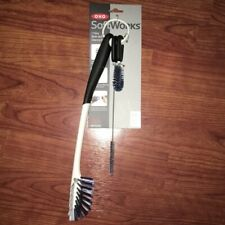 NWT OXO Softworks Water Bottle Brush Cleaning Set