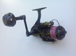 Accurate Twin Drag SR12 jigging, popping fishing reel. Equivalent saltiga stella