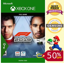 F1 2019 Xbox One - New key Code 🔑 Region US ✔ [No CD/DVD]