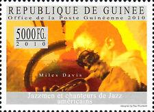 Guinea postfrisch MNH Miles Davis Usa Musiker Jazz Musik Trompeter Komponist
