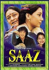 SAAZ - ZAHIR HUSSAIN - SHABANA AZMI - NEW ORIGINAL BOLLYWOOD DVD