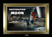 Magnet Movie Monster Photo Magnet Destination Moon 1950