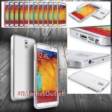 Ultra Thin Aluminum Bumber Case + Screen Protector Samsung Galaxy Note 3 N9000