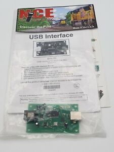 NCE - USB INTERFACE FOR NCE CAB BUS - 0524223