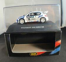 Jadi ◊ Peugeot 206 WRC 99 ◊ #JM-90015 en boîte/boxed ◊ 1/43