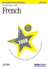 French Standard Grade (Credit) SQA Past Papers 2008, SQA | Paperback Book | Acce
