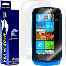 ArmorSuit MilitaryShield Nokia Lumia 610 Screen Protector + Full Body Skin! NEW!
