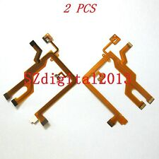 2PCS/ NEW Repair Parts LCD Flex Cable For CANON HG20 HG21 Video Camera