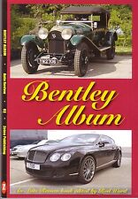 Book - Bentley Album - Continental Arnage Mulsanne R S Type T Series Auto Review