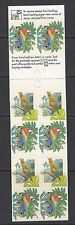 B032 Australia 1994 birds fauna Die Cut booklet Mnh