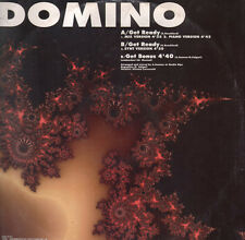 DOMINO - Get Ready - OUT - 1994 - OUT 3731 - Ita