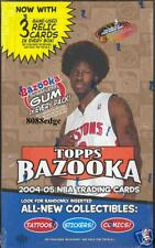 2004 04-05 TOPPS BAZOOKA NBA HOBBY SEALED BOX-3 HITS! DWIGHT HOWARD ROOKIE RC