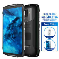 "5.7"" FHD Blackview BV6800 Pro 4GB+64GB 6580mAh 16.0MP NFC Rugged 4G Smartphone"
