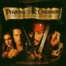 Pirates of the Caribbean-The Curse of the Black Pearl (2003) Klaus Badelt [CD]