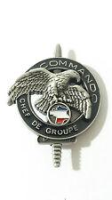 Brevet COMMANDO CHEF DE GROUPE  Centre Entrainement Commando CEC C.E.C GIVET