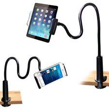 Cell Phone Stand Holder Tablet Clip Holder Long Arm Gooseneck Flexible Lazy os
