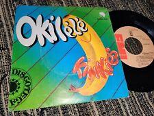 "KINKIES OKILELE/MIDSUMMER NOSTALGIA 7"" SINGLE 1975 EMI SPAIN"