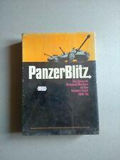 Panzer Blitz Avalon Hill Boardgame